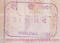 Image result for poland passport stamp