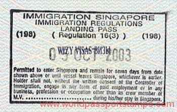 travels to Singapore