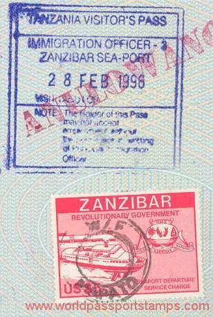 travels to Tanzania