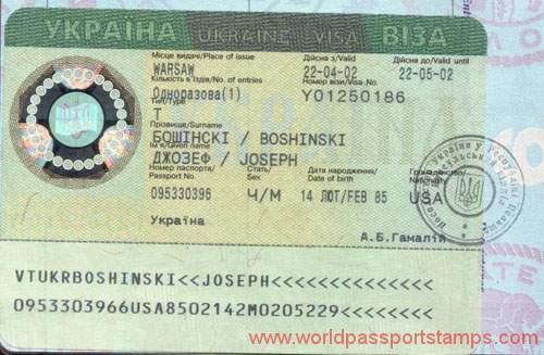 travels to Ukraine