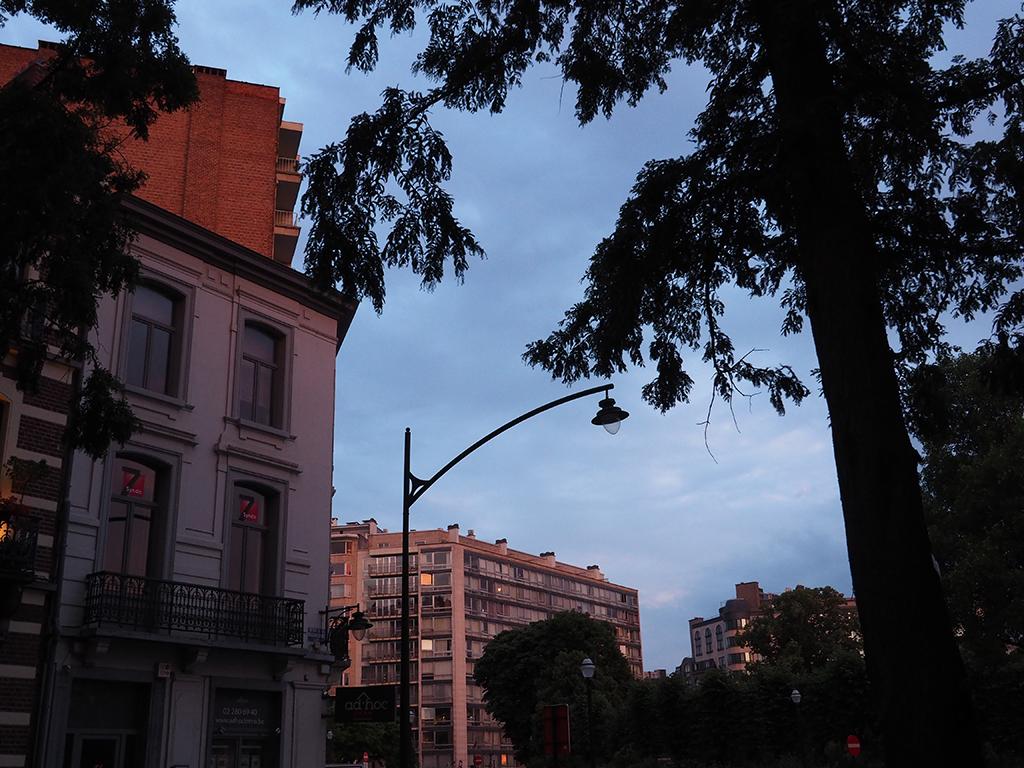 11. Avenue de la brabanconne
