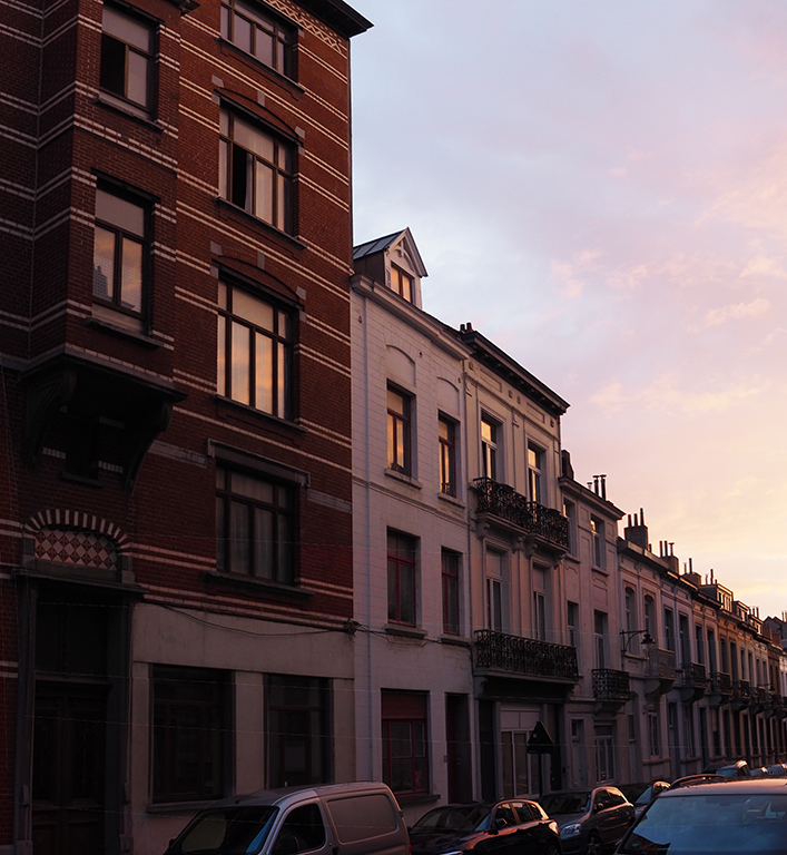 9. Avenue de la brabanconne