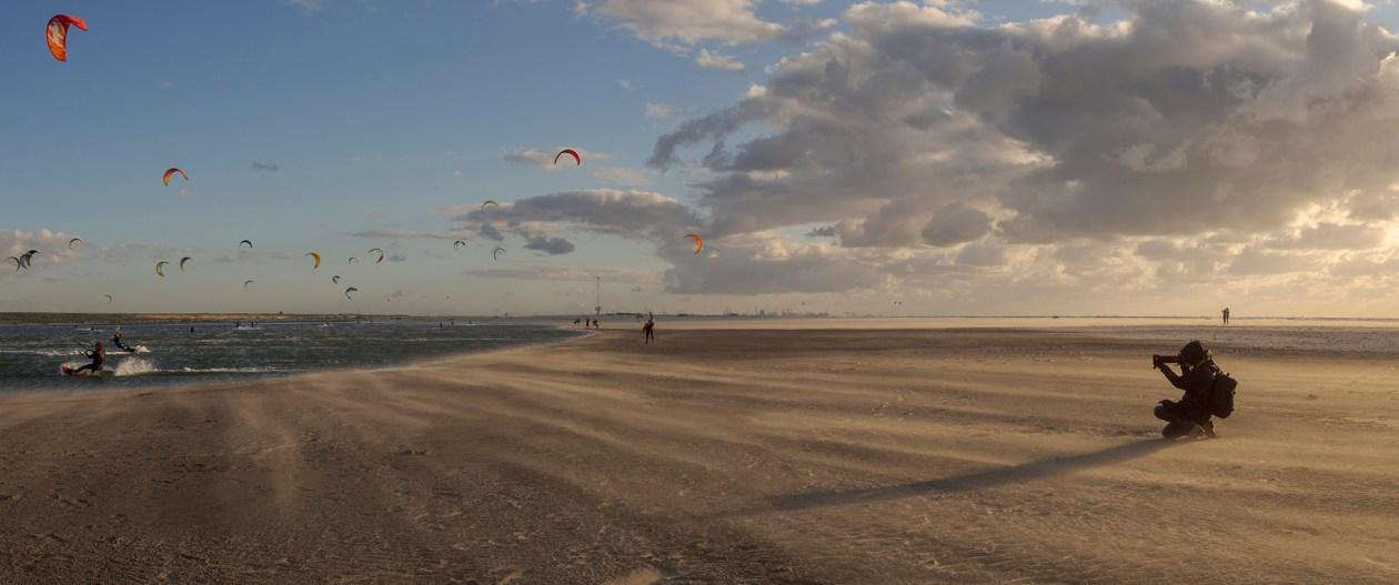 77. De zandmotor (beach)