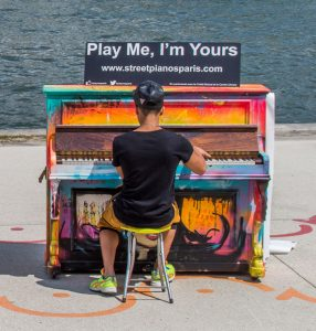 Play Me I'm Yours - Paris 2014