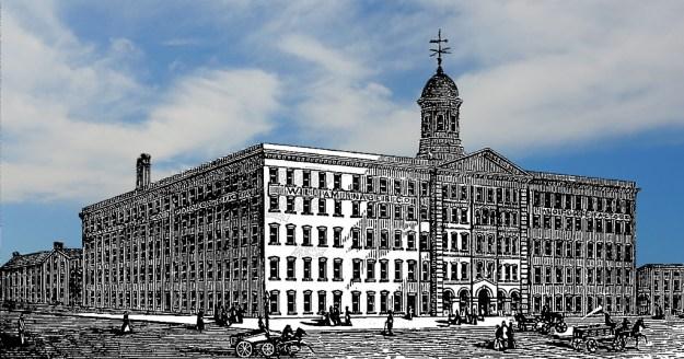 William Knabe Piano Factory