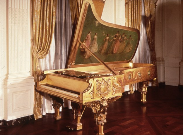 The White House Pianos - World Piano News