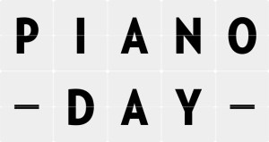 The Piano Day logo
