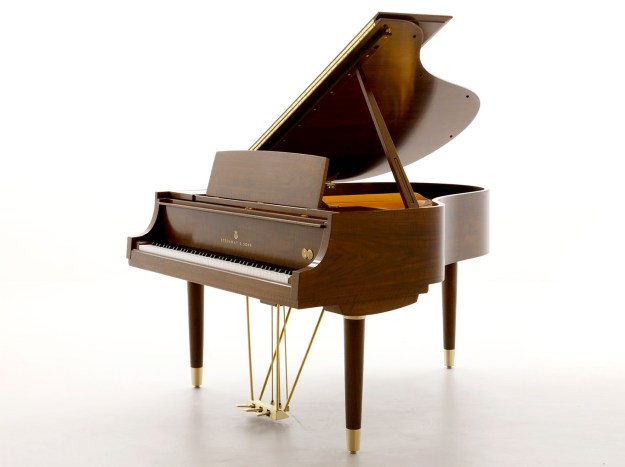 The Steinway Teague Sketch 111 (Limited Edition, 2018) Model M Studio Grand Piano