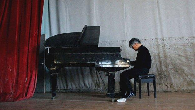 The Tsunami Piano