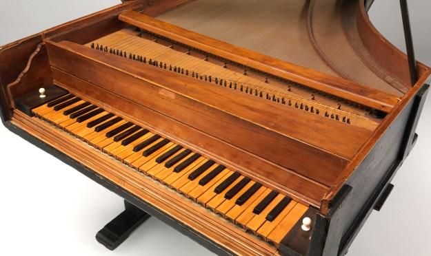 The 1720 Cristofori piano