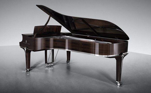 The Lang Lang Black Diamond Model D