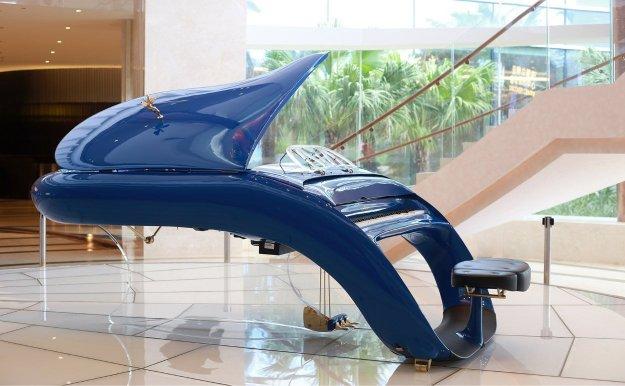 Schimmel K208 grand piano
