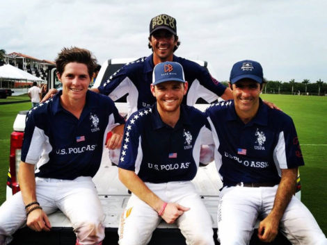 FLEXJET, U S  POLO ASSN  ADVANCE INTO WEDNESDAY SEMIFINALS