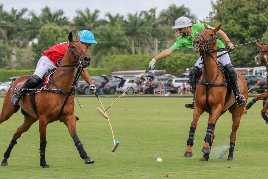 US Open: Wins on Friday for Aspen and Daily Racing Form | World Polo