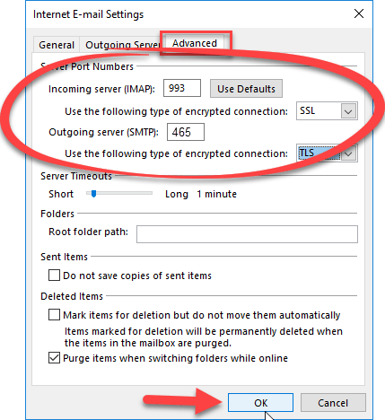 2018 06 18 16 13 02 - IMAP Configuration for WorldPosta