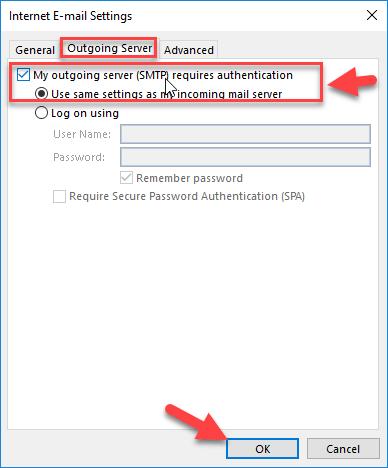 word image 35 - IMAP Configuration for WorldPosta