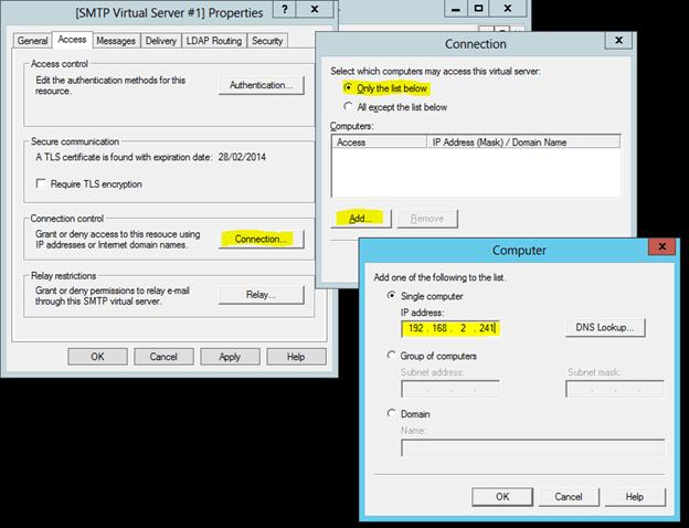 http blog powerbiz net au wp content uploads 201 9 - Set up an internal SMTP service for Windows Server 2012