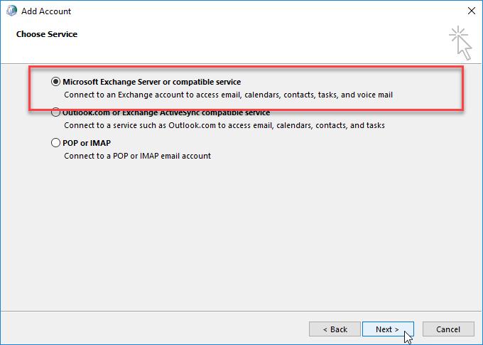 word image 14 - Configure WorldPosta on Outlook (Manual)