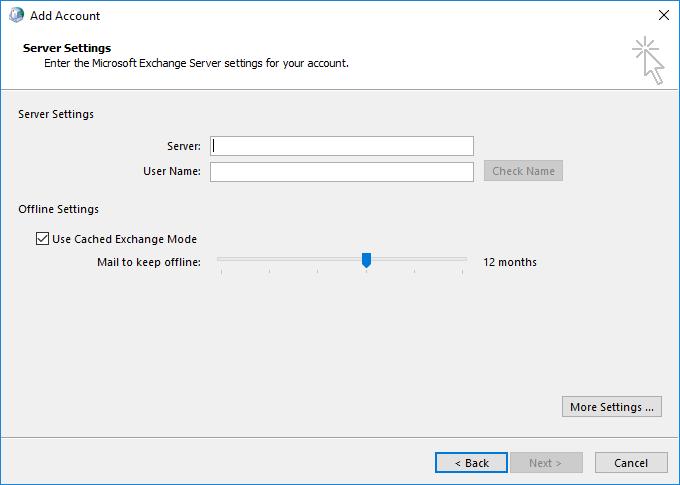 word image 15 - Configure WorldPosta on Outlook (Manual)
