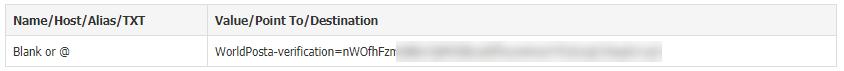 word image 6 domain verification - Registration: 2) Domain Verification