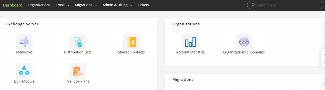 1 4 - Organizations - Add a New Organization