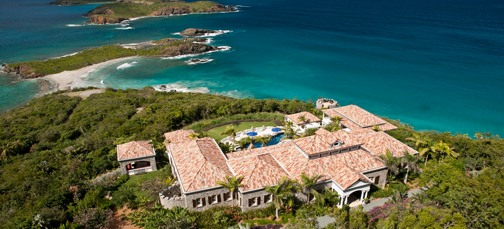 St. Thomas Mansion Sells for Record $8.9 Million Via Remote Auction