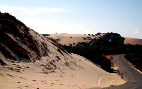 Canoa Quebrada Sand