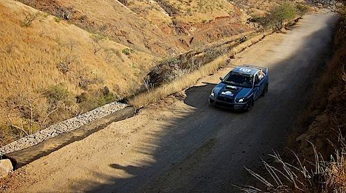 Duarte Stage León Mexico WRC Rally Mexico 2011 Darkcyd Racing Team