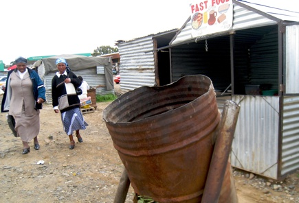 Lesotho Fast Food