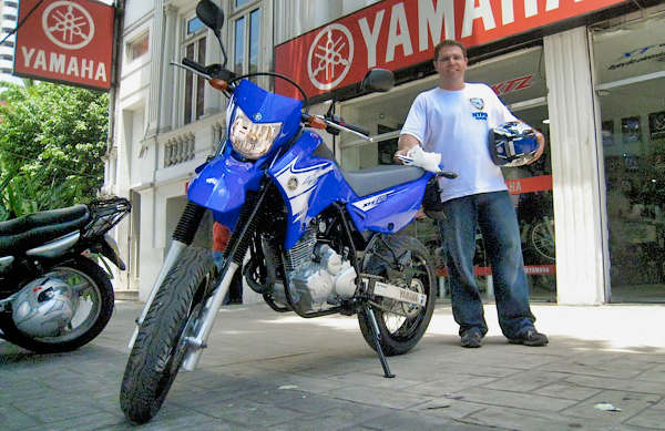 Alex New Yamaha