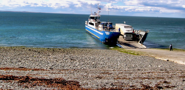 Angosta Ferryboat Tdf