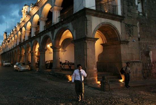 Antigua Gov Building