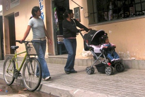 Bike Cafayate Babycarriage