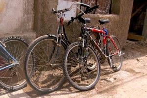 Bike Cafayate Standingby