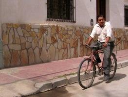 Bike Cafayate Whiteshirt