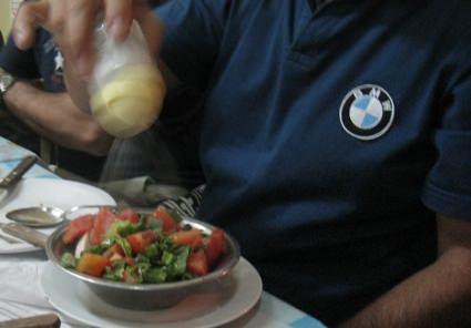 Buenos Aires Food Salad