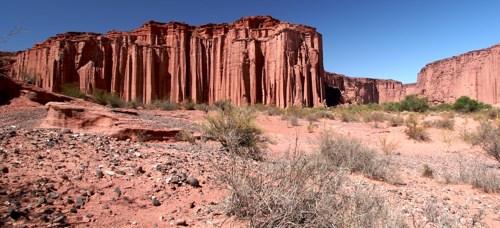 Canyon Talampaya