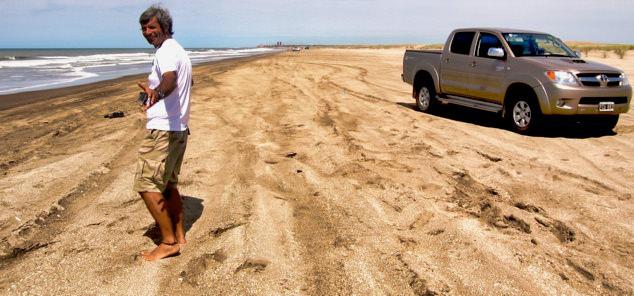Carilo Beach Daniel