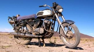 Chinese Bike Salar
