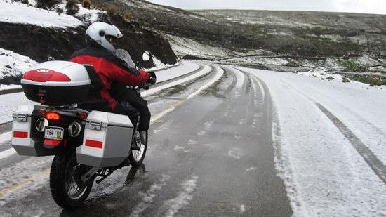 Cold Rain Snow Titicaca