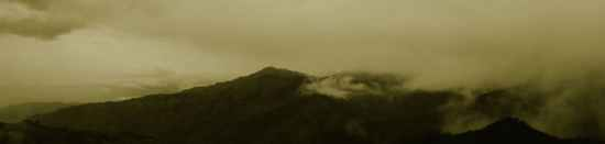 Colombian Rain Sky