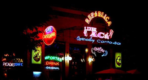 Comedy Club Palermo (1)