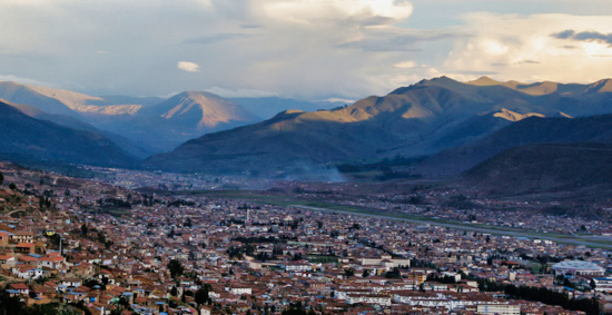 Cusco Twilight