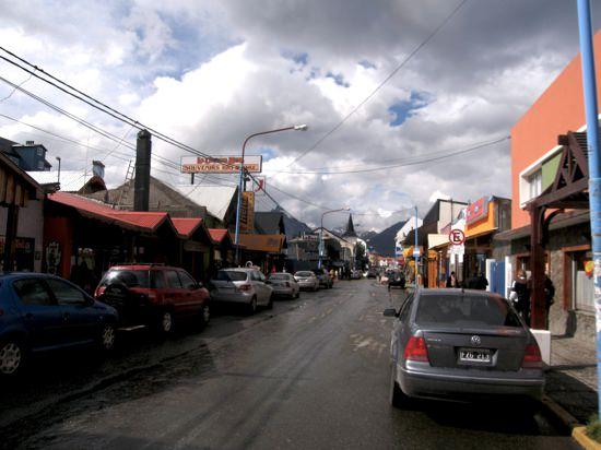 Downtown Usuhaia