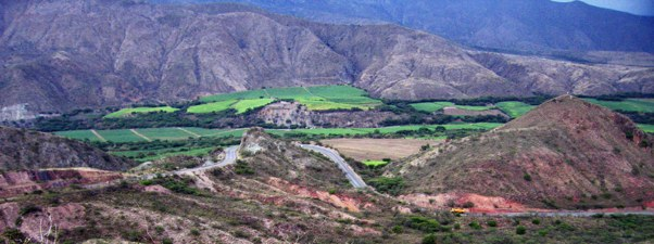 Ecuadorian Valley