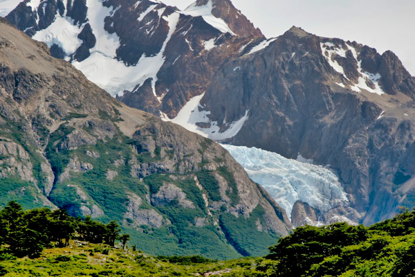 Fitz Roy Glacier