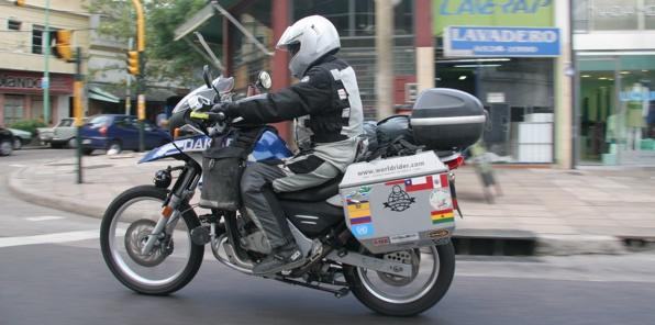 Going To Dakarmotos