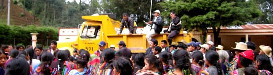 Guat Aid Truck