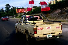 Honduran Liberal Truck