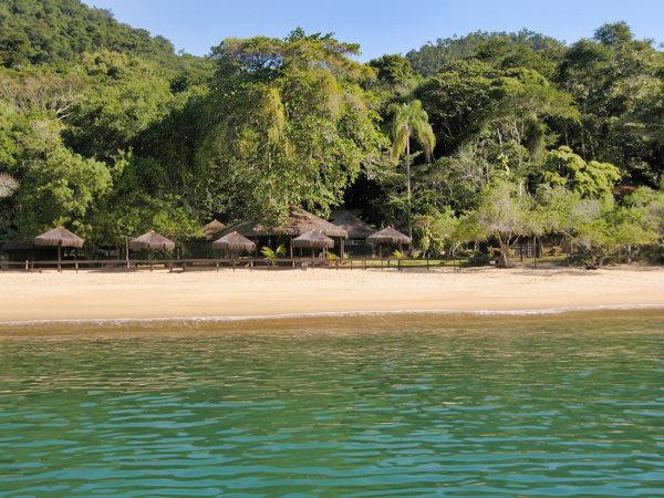 Island Off Paraty